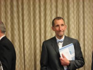 UNC Health Care head Bill Roper