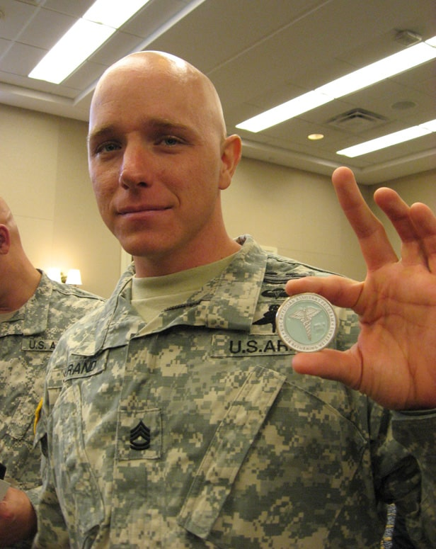 New UNC Program Will Turn Army Medics Into Local Practitioners ...