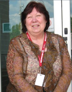 Beverly Kegley, head of Volunteers in Mission clinic in Franklin County
