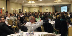 Public health leaders and county health directors from around the state meet annually at the end of January.