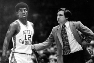 Phil Ford & Dean Smith