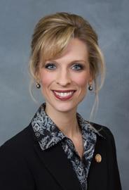 Rep. Jacqueline Schaeffer (R-Charlotte)