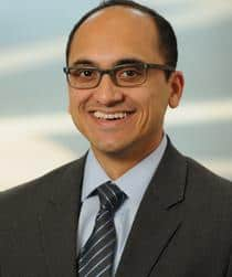 Duke University oncologist Yousef Zafar.
