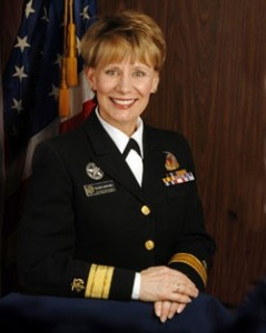 Public Health Service Rear Admiral Penelope Slade-Sawyer will be joining the Division of Public Health as its leader in March.