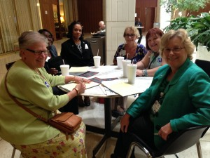 A group of nurses came up from Cape Fear Regional Medical Center in Cumberland County to speak to lawmakers.