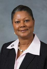 Rep. Carla Cunningham (D-Charlotte). Official NCGA portrait