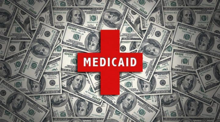 NC Medicaid By the Numbers – 2017