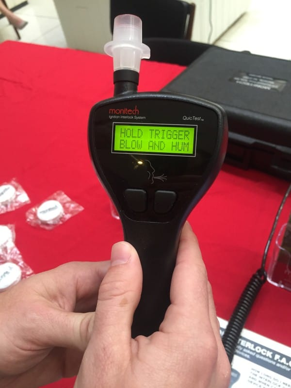 How To Get Around A Car Breathalyzer