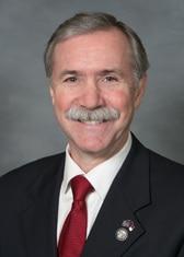 Rep. Dennis Riddell Photo courtesy NCGA.