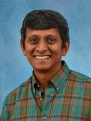 Aravinda da Silva runs a lab at UNC-Chapel Hill dedicated to studying dengue virus, a mosquito-borne disease closely related to Zika. Photo courtesy UNC-Chapel Hill