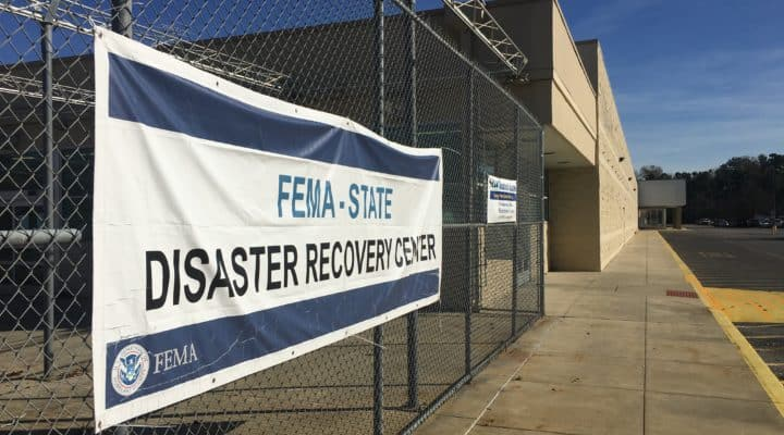 Web of Resources Continues to Aid NC Communities in Matthew's Wake