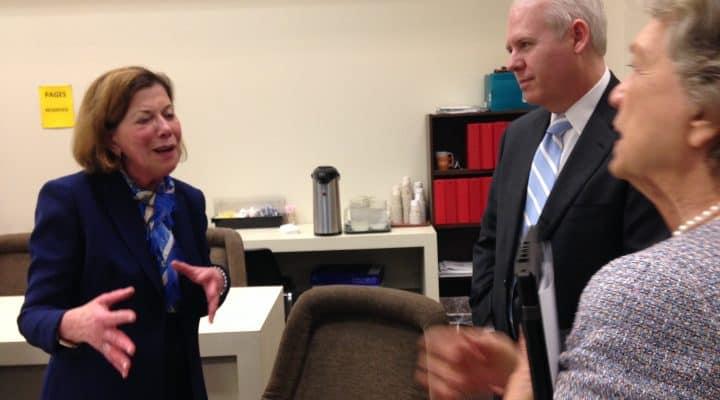 UNC Dean Makes the Case for Public Health to Lawmakers