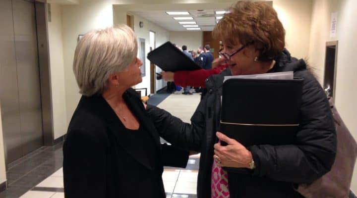 Nurses Make A Full Court Press for Regulatory Changes