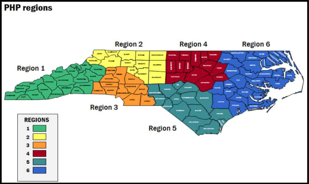 Medicaid Managed Care Who S In The Running For Contracts With The State North Carolina Health News
